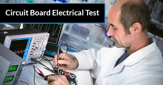 Circuit Board Electrical Test