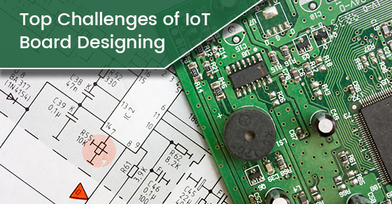 circuit board on design of electronic board