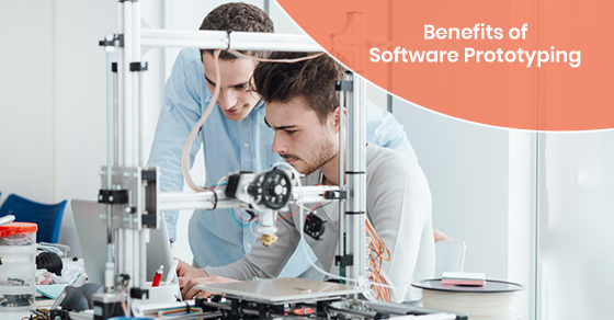 Benefits of software prototyping