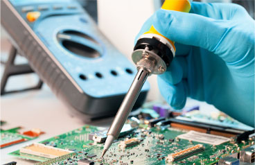 Electronics Manufacturing Support