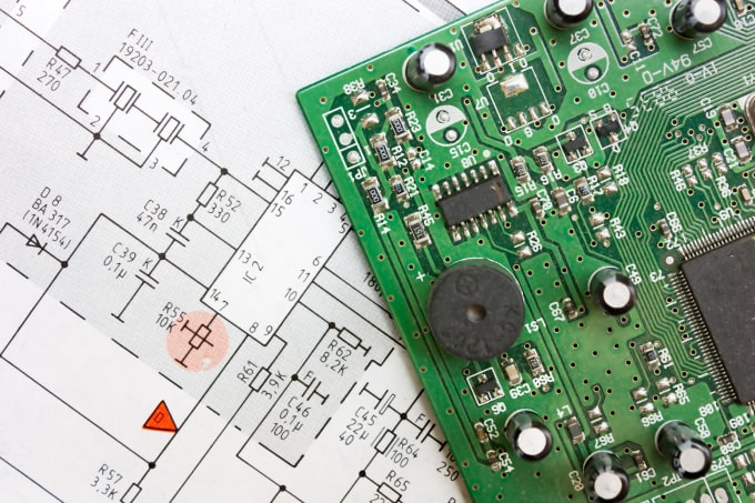 Schematic and PCB Layout Design