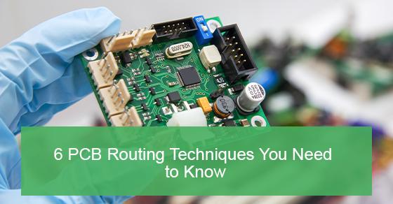 PCB Routing Techniques